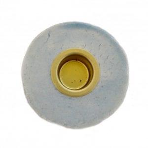 lysestage-keramik-lyseblaa-lys-himmelblaa-dansk-design-indretning-bolig-gaveide
