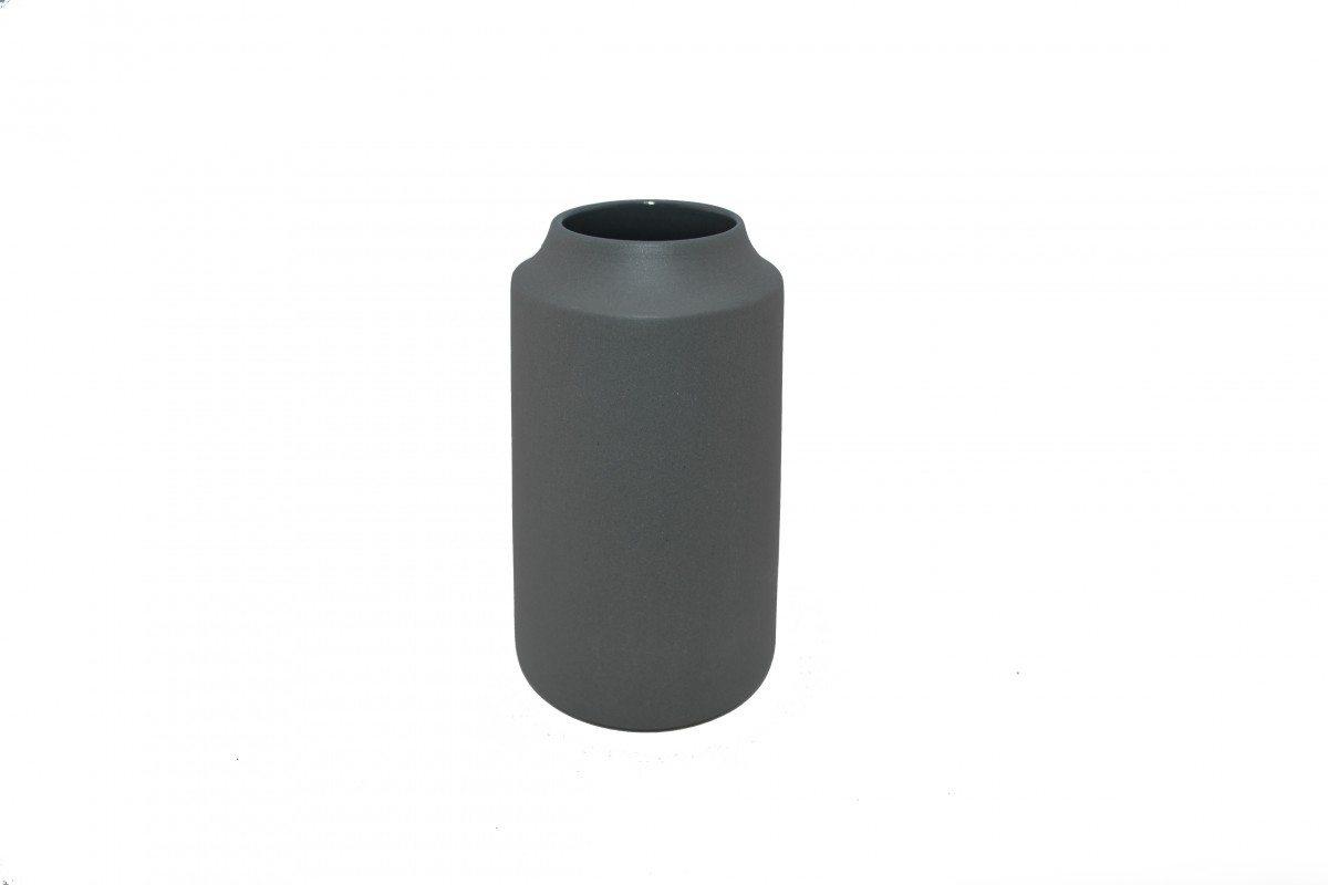 Vase Keramik Grå - Royal