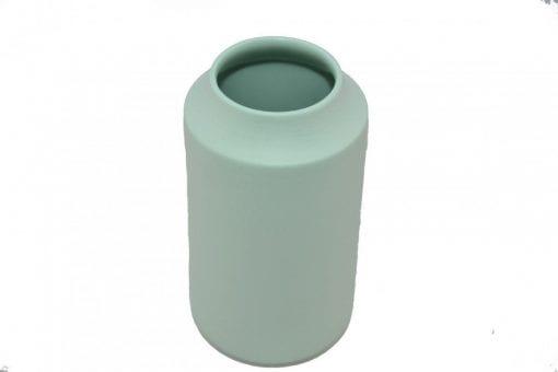 Keramik Vase i Grøn, Royal - 12 cm