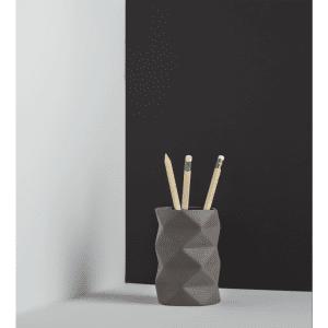 Fold vase_blyantholder_keramik_trine rytter ceramics-dansk design-modernhouse