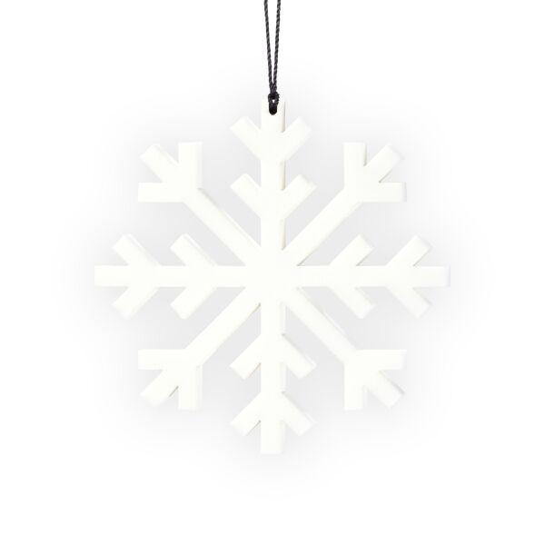 Snefnug Hvid