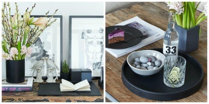 bakke, opbevaring, krukke, blomsterkrukke, rund bakke, dansk design, sej design