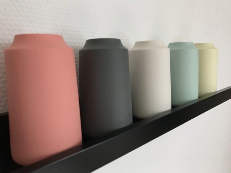 Vase-Keramik-royal-trine-rytter-dansk-design-indretning-konfirmationsgaver