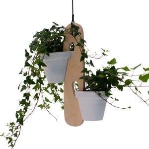 inspiration - planteophaeng i natur - blue appeal - dansk design - ophaeng til planter - ophaeng til krydderurter - modernhouse