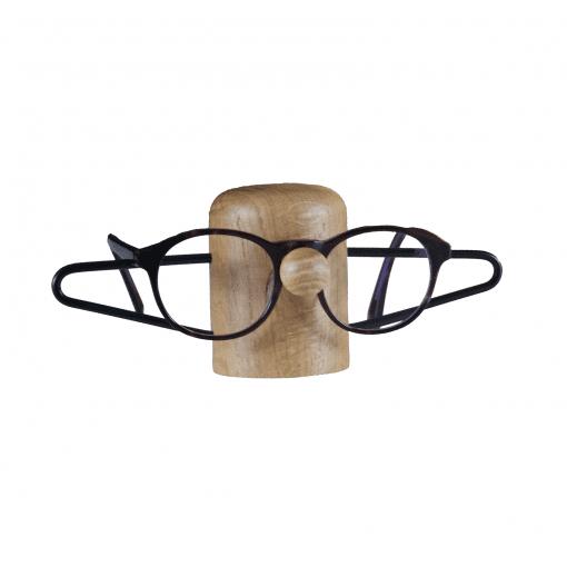 Nosey-oak-black-brilleholder-dot aarhus-glasses-modernhouse
