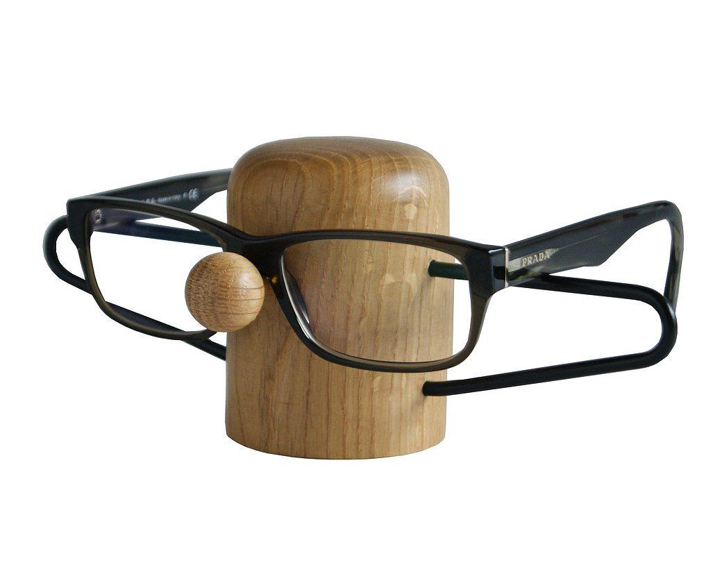 Brilleholder - Nosey Egetræ Black
