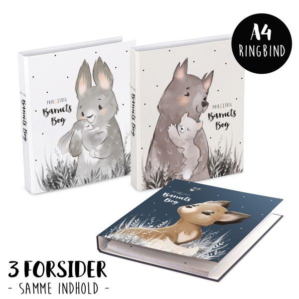 Image of   Barnets Bog til Tvillinger - A4