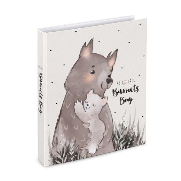 Barnets Bog med Bjørne - Til Tvillinger - A4