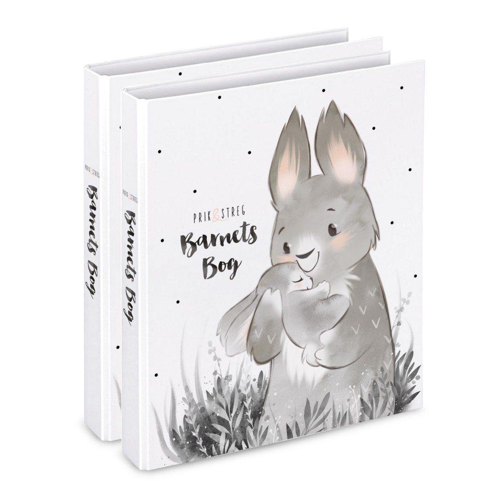 Image of   Barnets Bog med Kaniner - Tvillinger