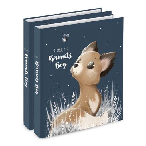 Barnets Bog med Ræv - A4