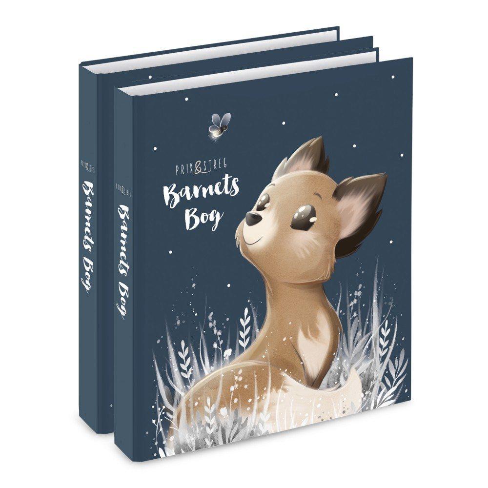 Barnets Bog med Ræv - Til Tvillinger - A4
