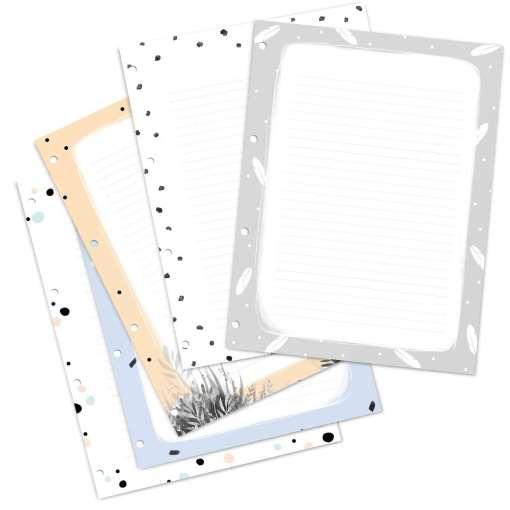Image of   Ekstra sider til Barnets Bog A4