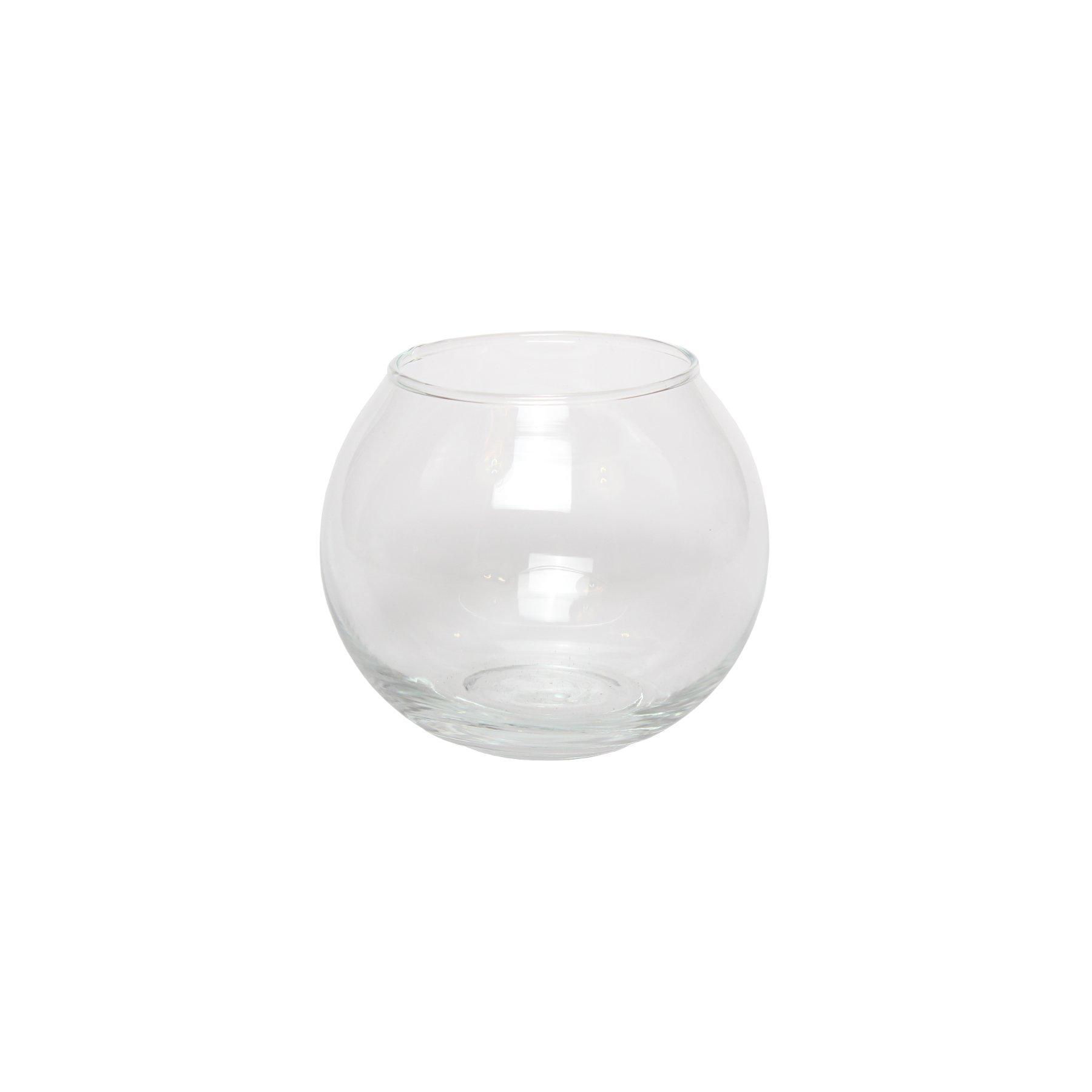 Image of   Glasvase klar (til planteophæng small)