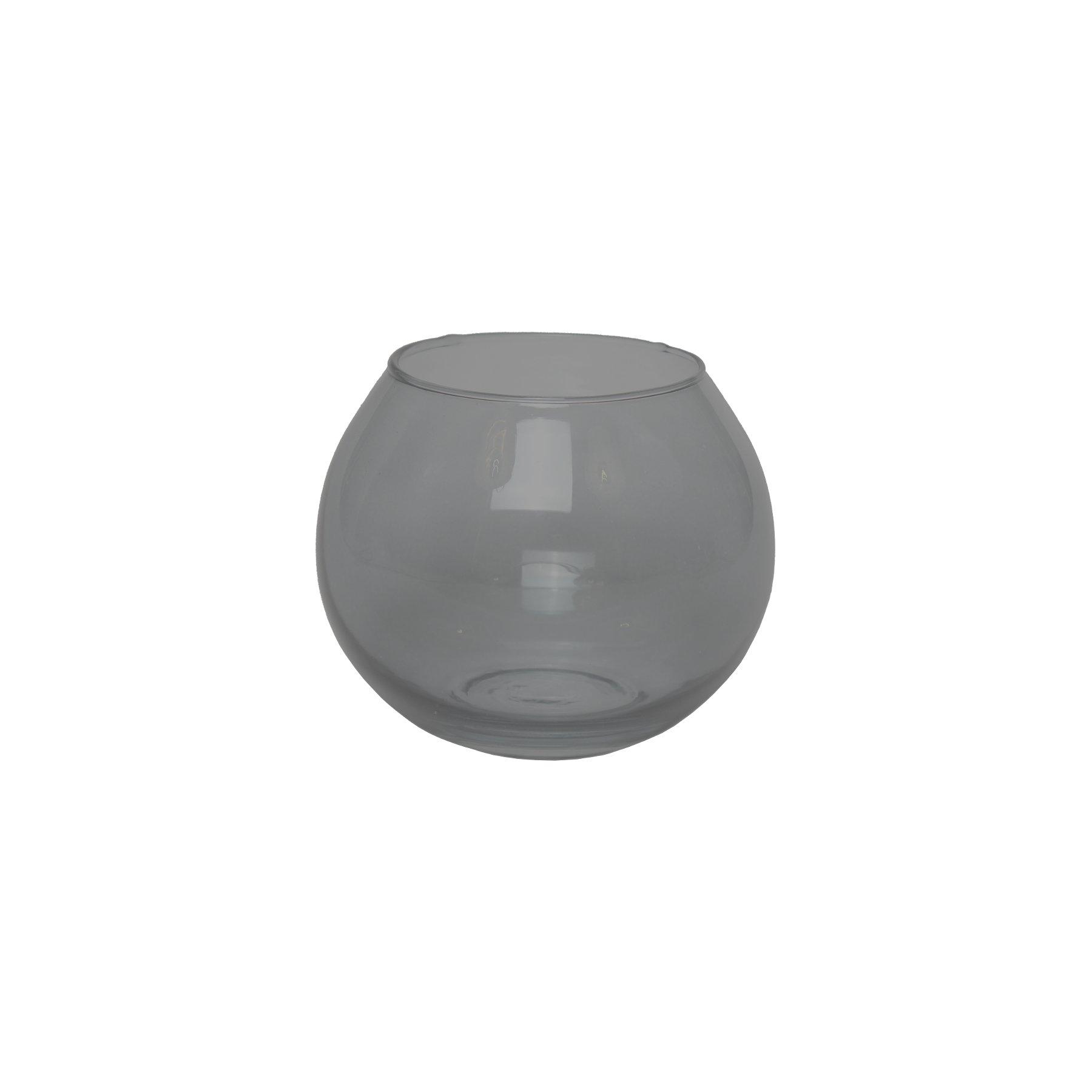 Image of   Glasvase smoke (til Planteophæng small)