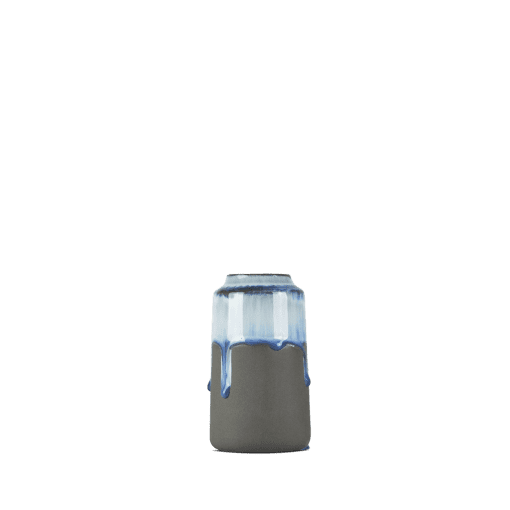 Kontrast_lille_vase_gra__royal-ceramics-trine-rytter