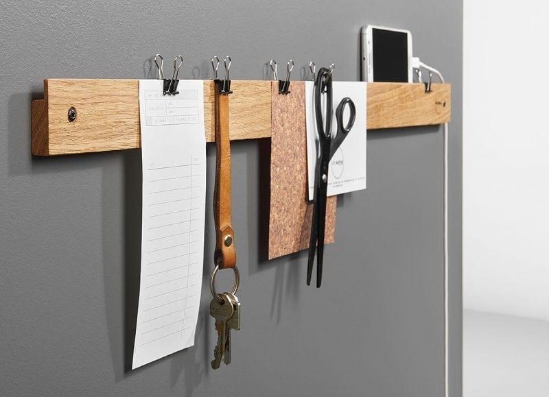 opslagstavle - paperrack - opslagstavle i egetrae - dot aarhus - kontorartikler - kontorindretning - dot aarhus - opslagstavle koekken - opslagstavle entre - tavle - modernhousedk
