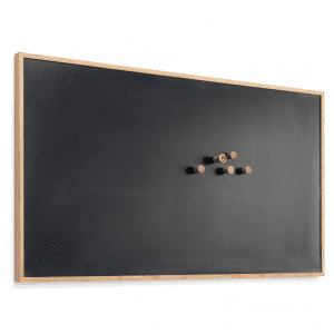 The Oak Men - Opslagstavle - Notice Board - oak men - kontor - kontorartikler - koekken - opsalgstavler - egetrae - sort - Notice Board Lager - Modernhousedk