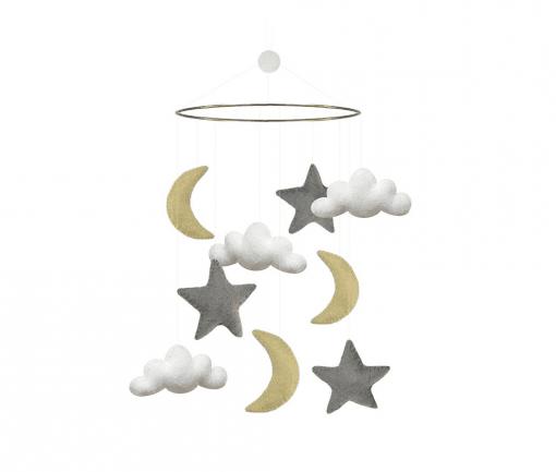 Uro - Skyer, Måner og Stjerner