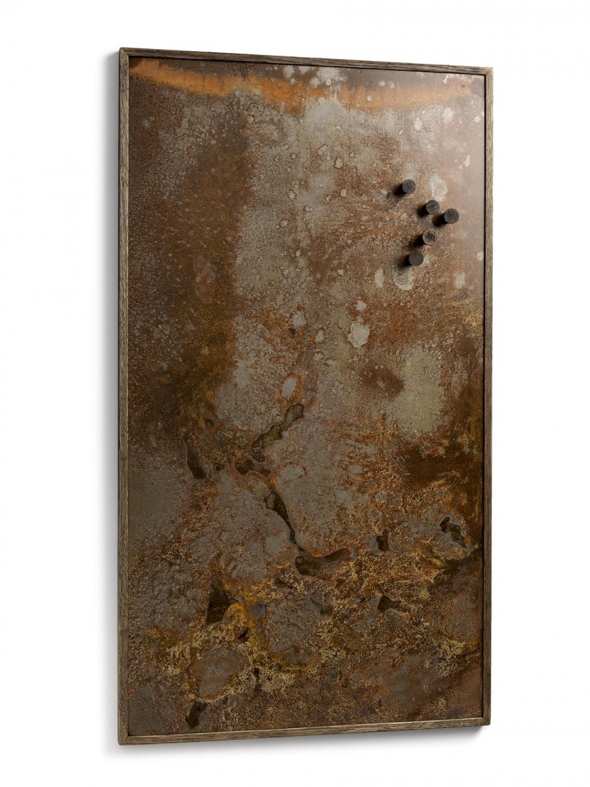 Image of   Notice Board Opslagstavle Rusty - Large - 81,5 x 46 cm