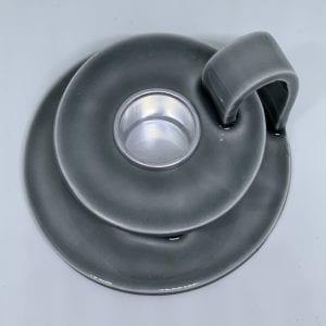 keramik-kammerstage-graa-weihrauchkeramik-lysestage