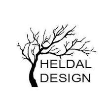 heldal design logo