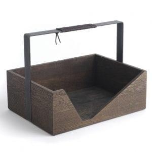 carrie magasinholder - the oak men - dark oak