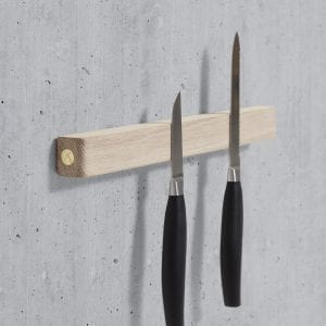 knivholder oak - andersen furniture - knivholder