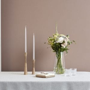 spinn lysestager - candleholder - andersen furniture - dansk design - indretning - bolig - stue