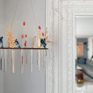 flora_toerrede buket_stiklinger_leerbaek_planter indenfor_dansk design