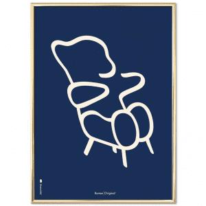 Brainchild-bamse-blaa-danske klassikere-modernhouse