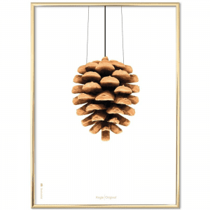 Brainchild-kogle-hvid-plakat-poster-dansk design-modernhouse