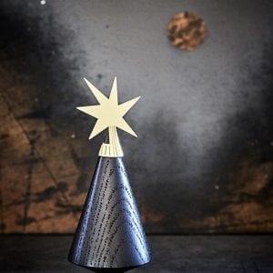 the oak men-dansk design-messing stjerne
