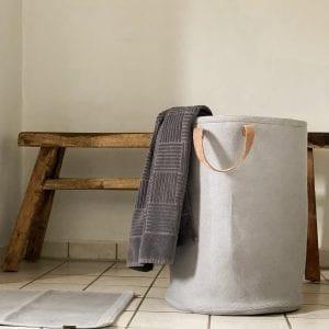 Kurv_By LOHN_vasketoejskurv_dansk design_strikkede interior_oekologi_kurv