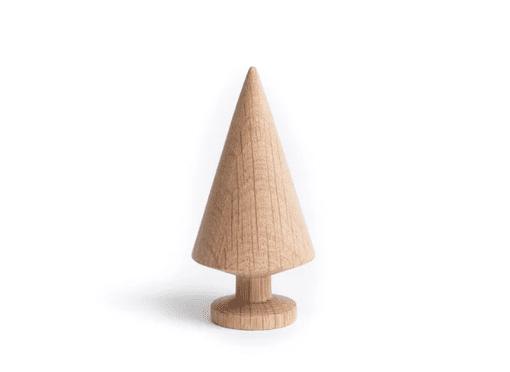 The Oak Men-large tree solid-oak-juletrae-julepynt-dansk design