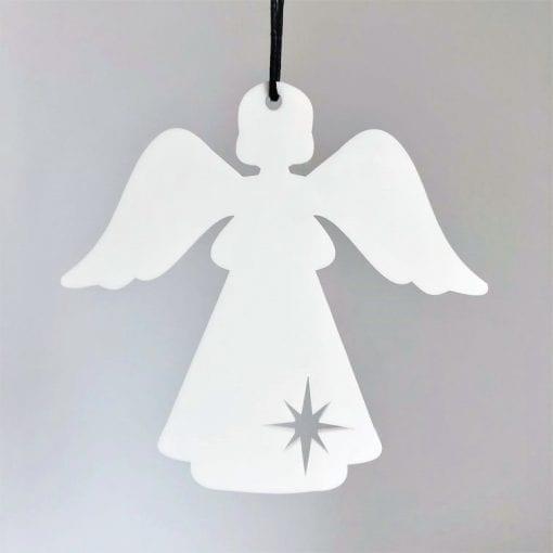 engel-julepynt-denmark-hvid