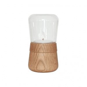 Spinn lampe-andersen furniture-bordlampe-opladelig lampe-flytbar lampe-lampe i trae-lampe i egetrae-dansk design