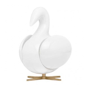 Hvid svanen - brainchild - figurer - traefigurer - dansk design - modernhousedk